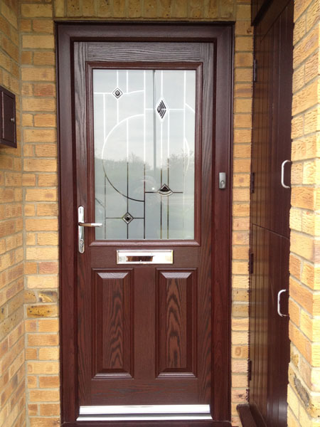 Composite Door Frames : Composite doors from tradeframe