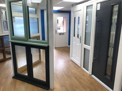 Tradeframe Com Gloucester Showroom Upvc Windows Doors