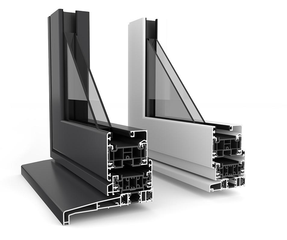 High Quality Aluminium Windows From Tradeframe Com
